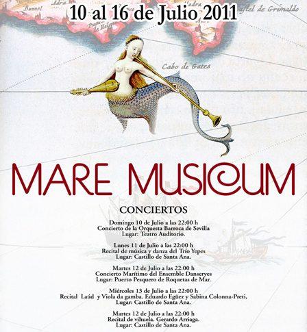Roquetas de Mar - Mare Musicum - Conciertos 2011