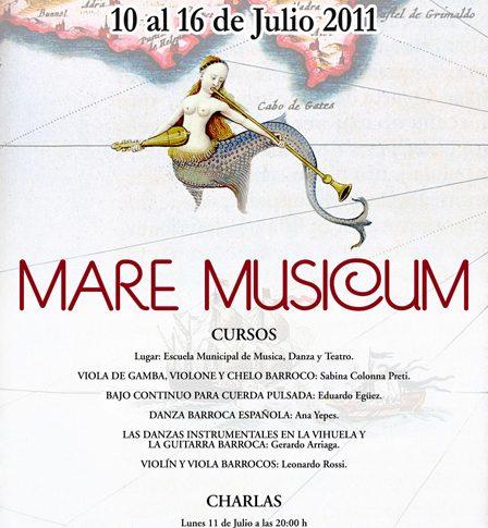 Roquetas de Mar - Mare Musicum - Cursos 2011