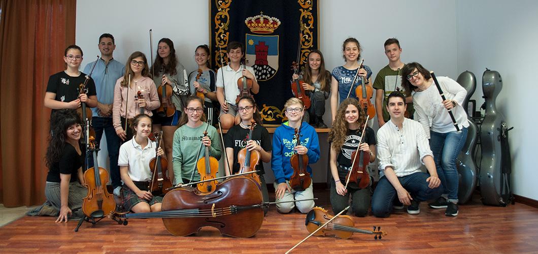 Roquetas de Mar - Mare Musicum - Concierto joven orquesta barroca