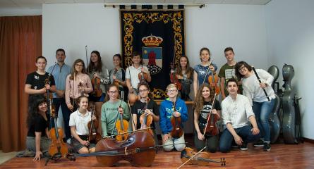 Roquetas de Mar - Mare Musicum - Joven orquesta barroca y EMM